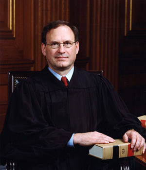 Associate Justice of the Supreme Court Samuel Alito Jr.