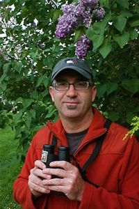 Bill Thompson III, editor ofBird Watcher's Digest