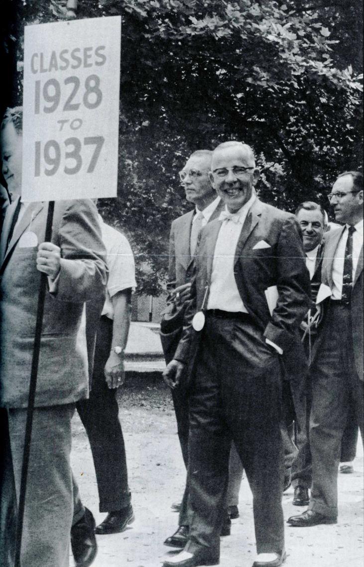 1961 Class Parade