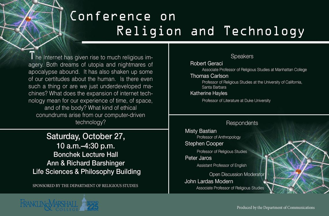 religion and tech conference page 1 1