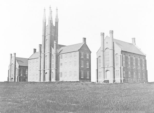 Historic image of Old Main