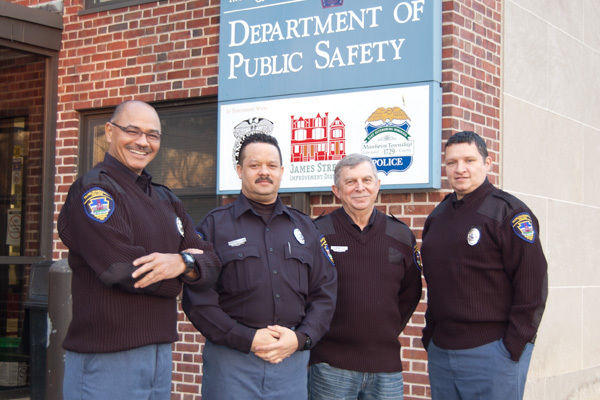 Franklin Marshall Welcomed Four New Full Time Security Officers Over Winter Break