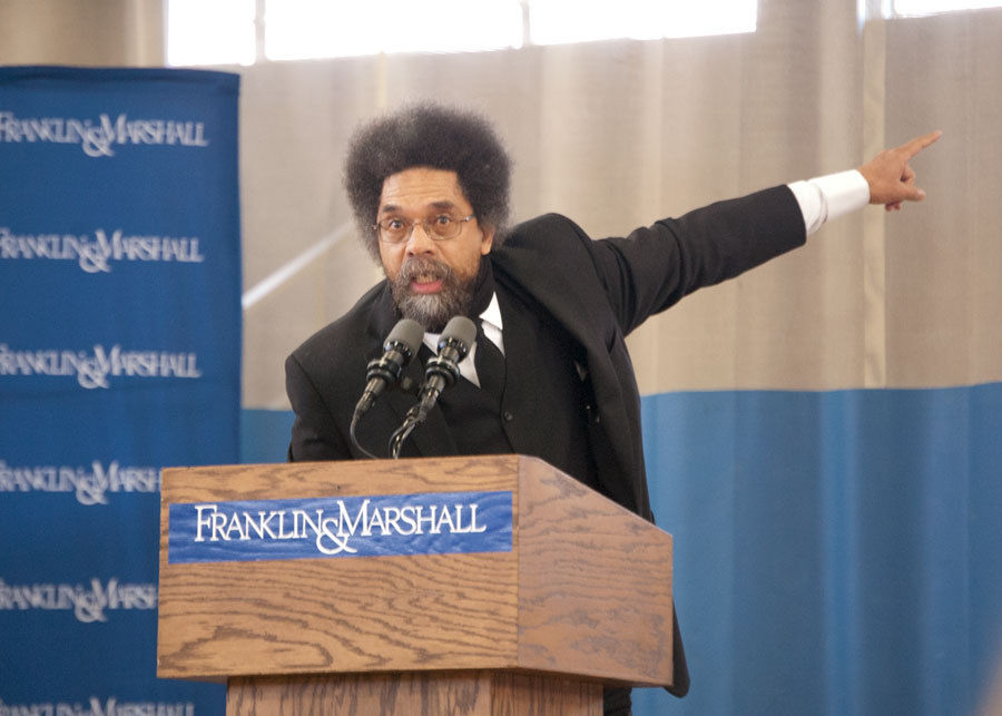 Cornel West Common Hour Feb 2013