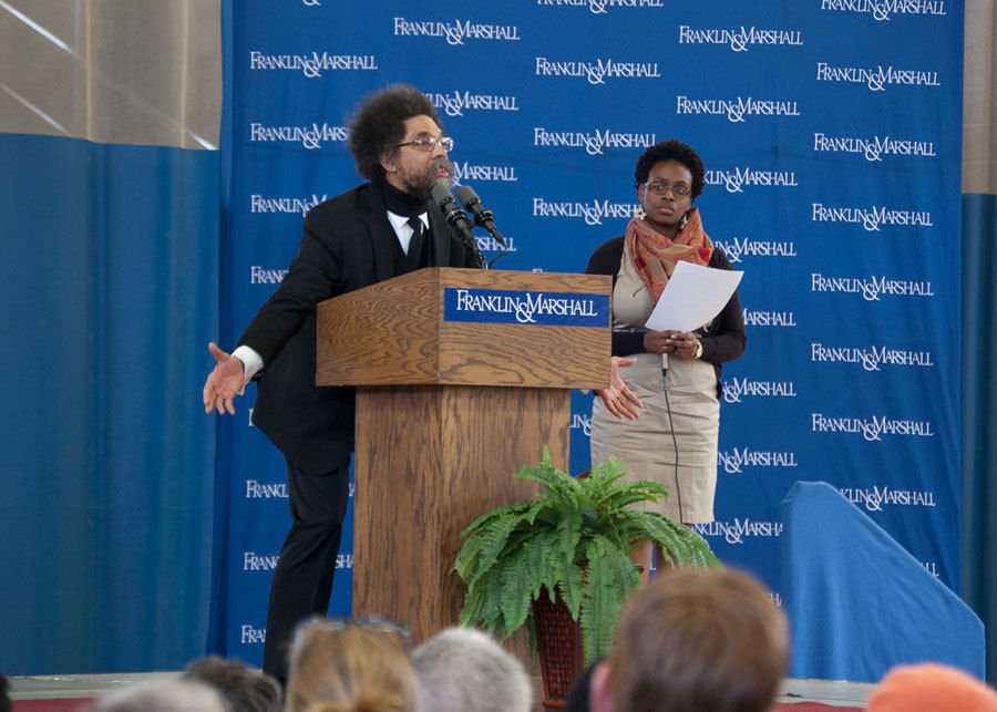 Cornel West Common Hour Q&A