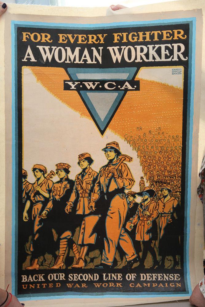 Rosie Riveter Hackman Scholars
