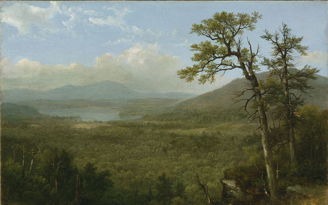 Hudson River School exhibition