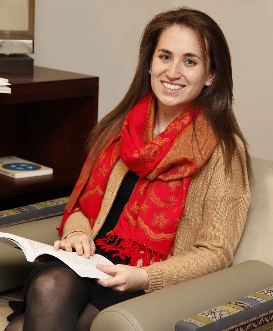 Sloane Markley Hackman Scholar