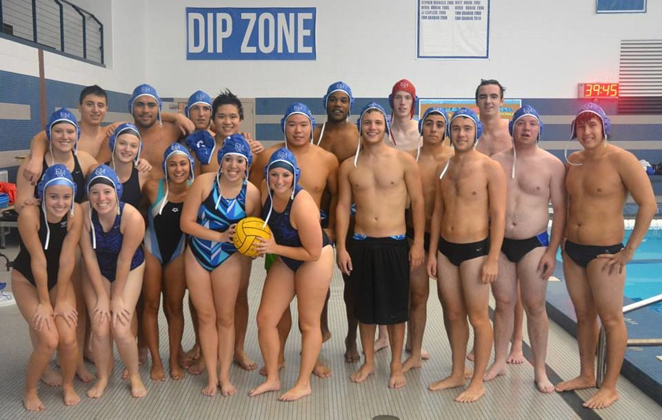 Franklin & Marshall College will go up against the University of California – Santa Cruz as the College hosts the 2013 Men's Water Polo Division III National Collegiate Club Championship for the first time. (Photo by Barry Silver)