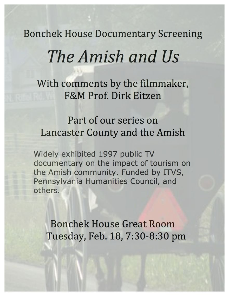 amish and us