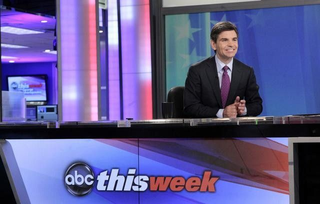 ABC anchor and former presidential advisor George Stephanopoulos will deliver Franklin & Marshall College's Commencement address at a ceremony Saturday, May 10. (Photo provided by ABC News).