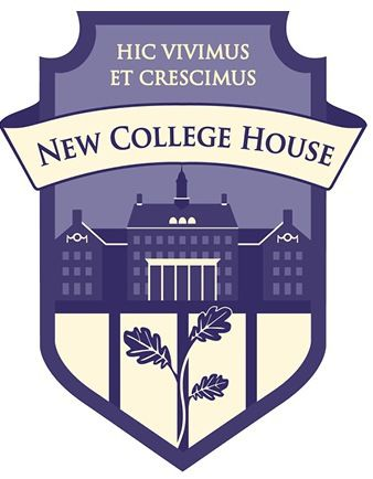 house crests: new college house