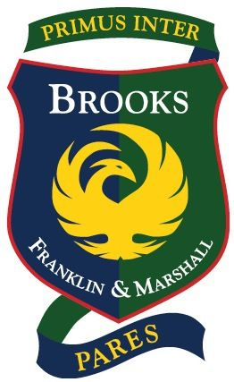 house crests: brooks college house
