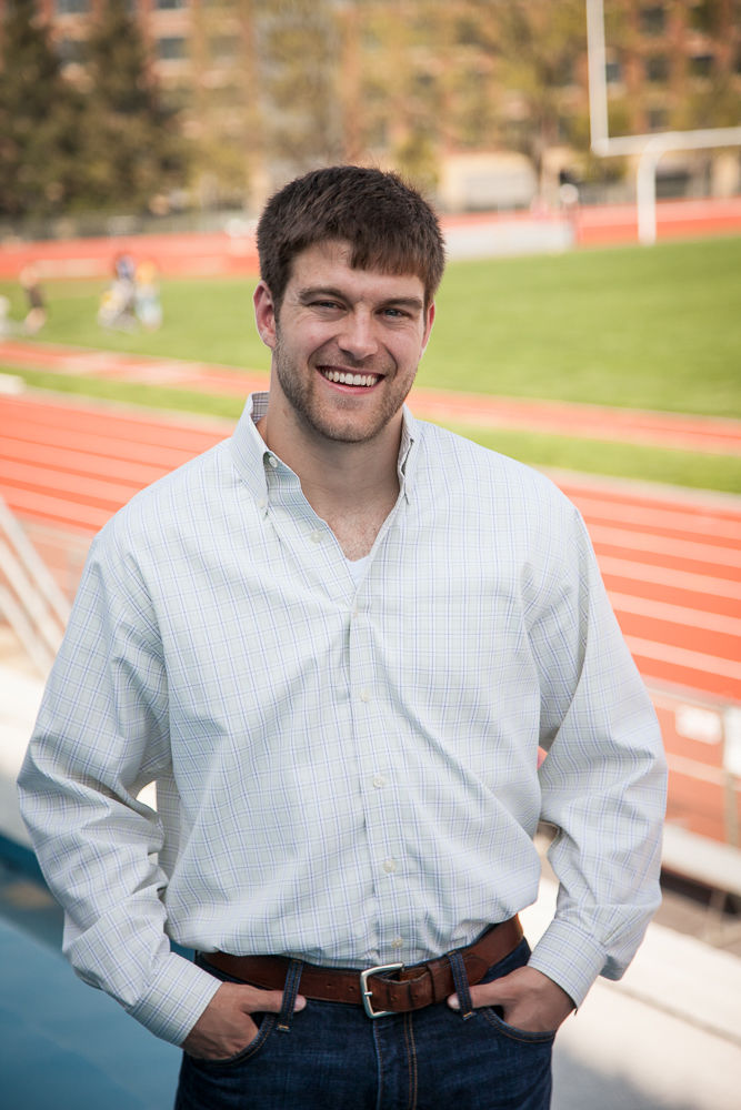 Michael Haines 2014 Williamson Medal winner