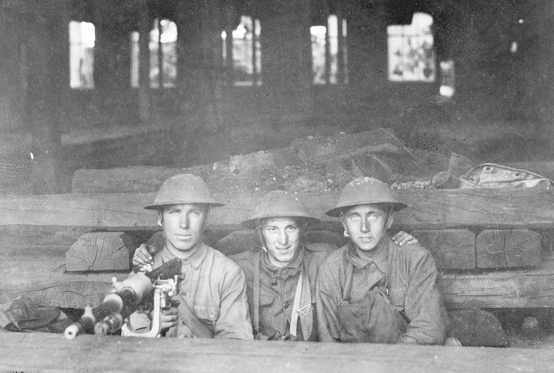 WWI Centenary Commemoration